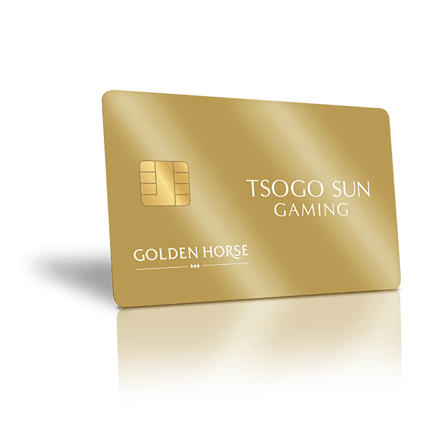 Gold Rewards Card
