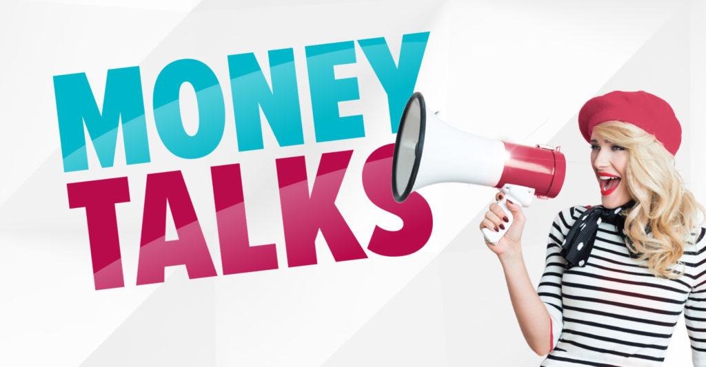 Money Talks Gaming Promotion